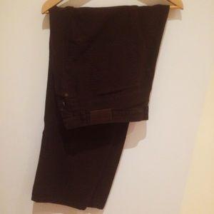 Ralph Lauren Brown Jeans